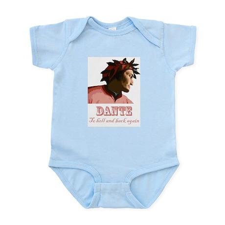Dante Alighieri Infant Bodysuit