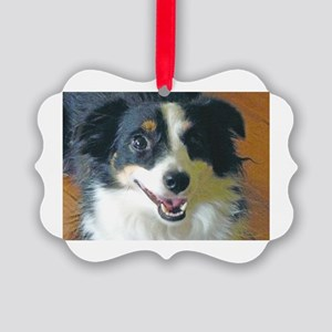Syds Friend Molly Picture Ornament