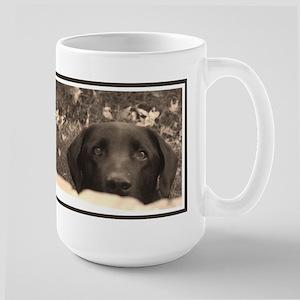 Black Labrador Mugs