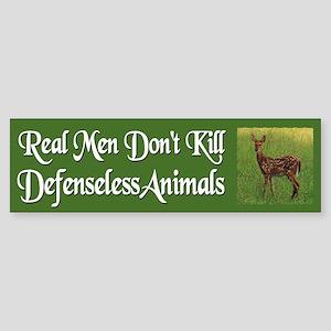 a0589e8e8b Funny Deer Hunting Bumper Stickers - CafePress