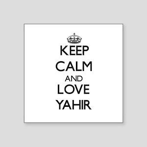Keep Calm and Love Yahir Sticker