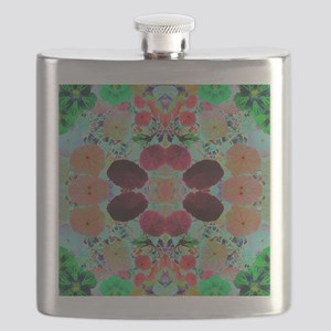 Floral Delightz 4 Flask