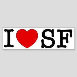 sf_h Sticker (Bumper)