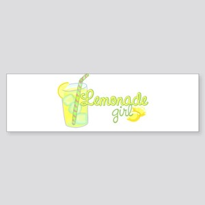 lemonade girl Bumper Sticker