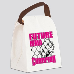 FutureMMA_03 Canvas Lunch Bag