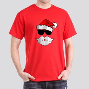 Cool Santa Claus Dark T-Shirt