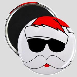 Cool Santa Claus Magnet