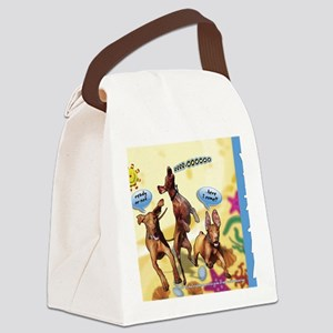 Cartoon_1_Cover Canvas Lunch Bag