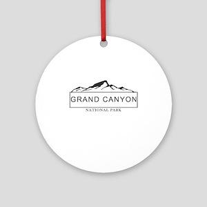 Grand Canyon - Arizona Round Ornament