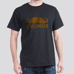 Groom Mustache T-Shirt