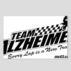Team Alzheimer Postcards (Package of 8)