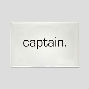 Captain Rectangle Magnet