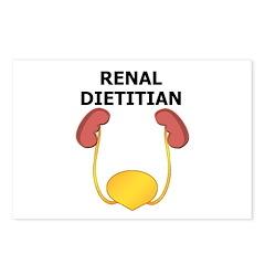 Renal Dietitian Postcards (Package of 8)