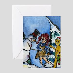 sketch083cp Greeting Card