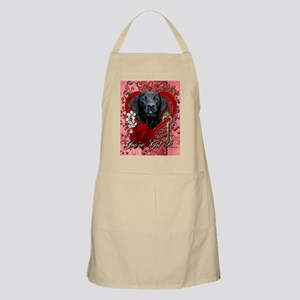 Valentine_Red_Rose_Labrador_Gage Apron
