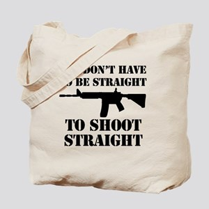 Straight2 Tote Bag
