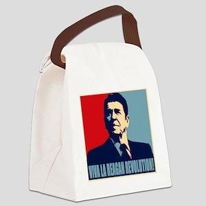 REAGAN Canvas Lunch Bag
