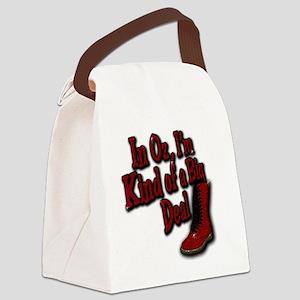 ozbigdeal Canvas Lunch Bag