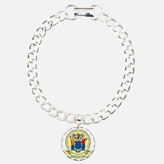 New Jersey Seal Bracelet