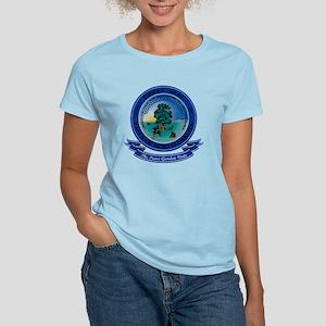North Dakota Seal Women's Light T-Shirt