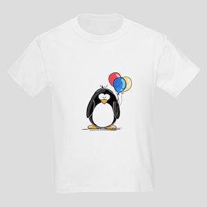 Primary Balloons Penguin Kids T-Shirt