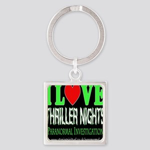 lovethriller2000 Square Keychain