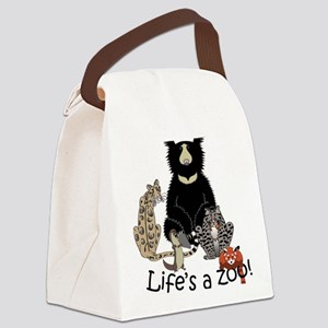AsiaTrail Canvas Lunch Bag