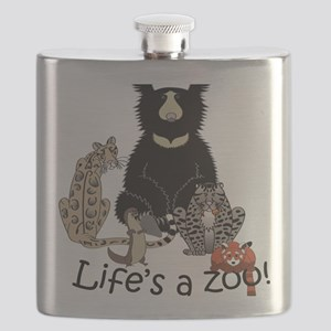 AsiaTrail Flask