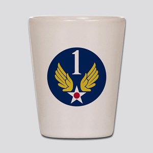 1st Air Force - WWII Shot Glass
