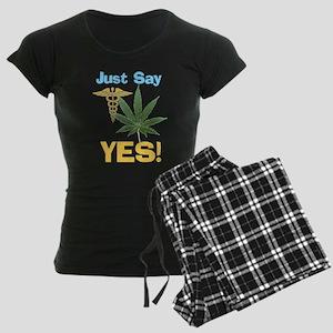 Just say Yes Pajamas