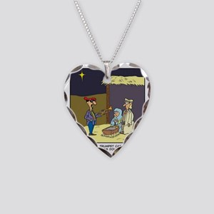 littletrumpetcat Necklace Heart Charm