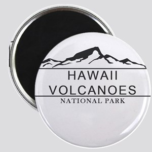 Hawaii Volcanoes - Hawaii Magnets