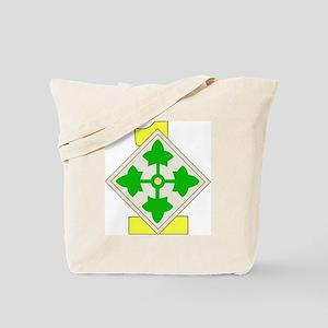 4TH IN DIV-1ST BCT Tote Bag