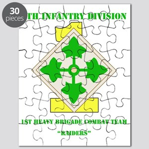 4th In Div-1st BCT With Text Puzzle
