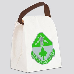 4th In Div-SPEC. Troops Canvas Lunch Bag
