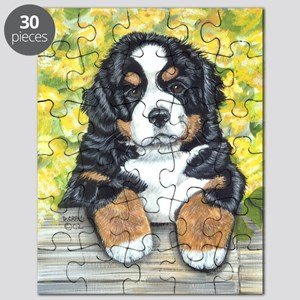 Berner fence pup Puzzle