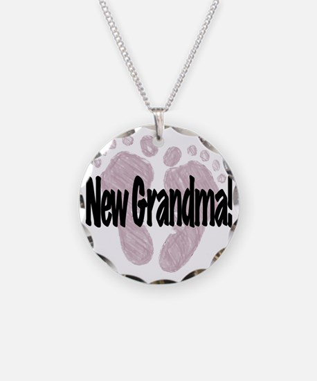 New Grandma (Girl) Necklace