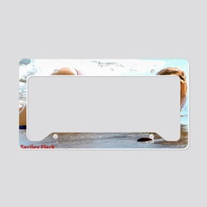 Seciley Fleck_8 License Plate Holder