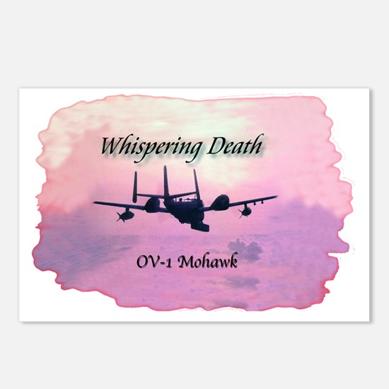 OV1Mohawk Postcards (Package of 8)