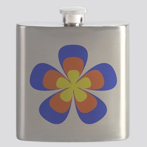 cell  case flower stack2 clear (2)d Flask