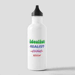 Evolution Of A Nihilist Water Bottle