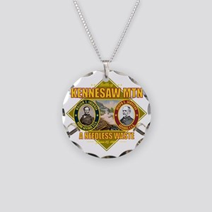 Kennesaw Mtn (battle)1 Necklace Circle Charm