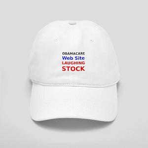 Obamacare Web Site Laughing Stock Baseball Cap