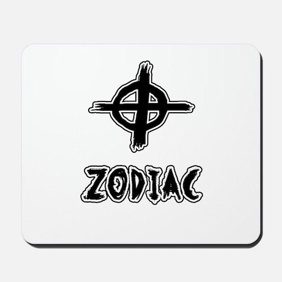 Zodiac killer Mousepad