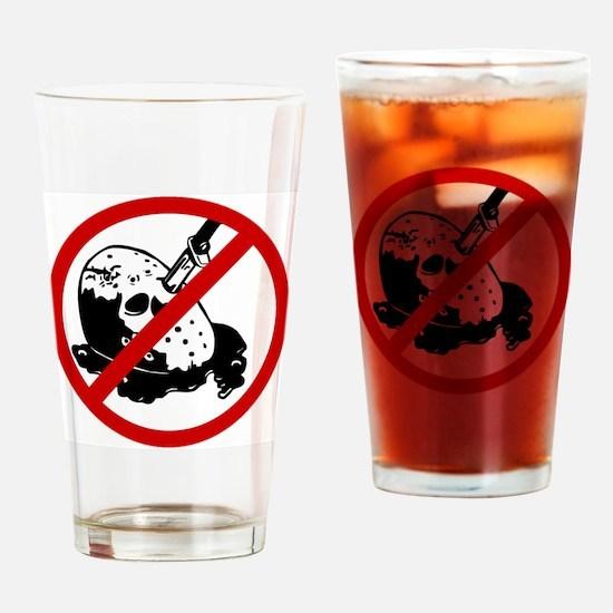 murders Drinking Glass
