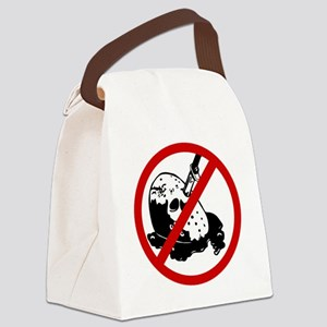murders Canvas Lunch Bag