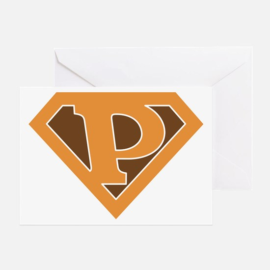 superorange_p Greeting Card