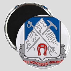 87th Infantry Regiment Magnet