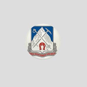 87th Infantry Regiment Mini Button