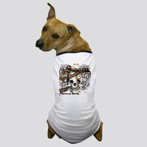 andrew christmas copy Dog T-Shirt